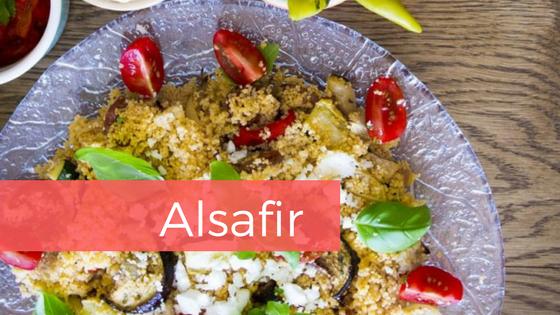 Cocina Árabe en el ensanche.