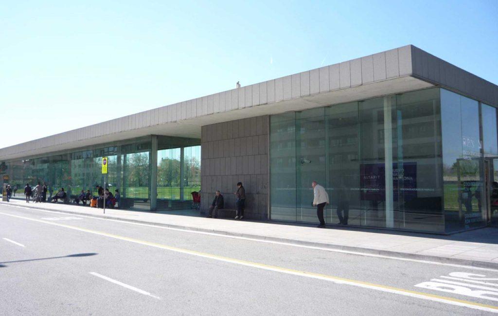 Pamplona_-_Estación_de_Autobuses