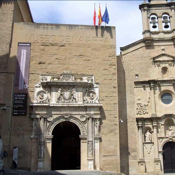 Pamplona_-_Museo_de_Navarra_1