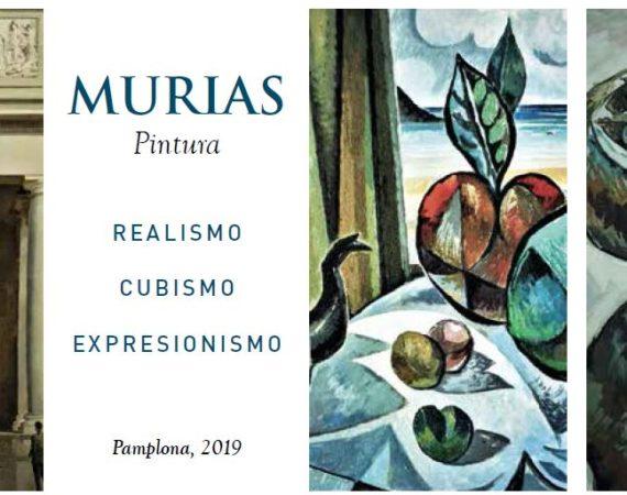 'Realismo, cubismo, expresionismo' invade el Palacio de Condestable de la mano de artista Isidro López Murias
