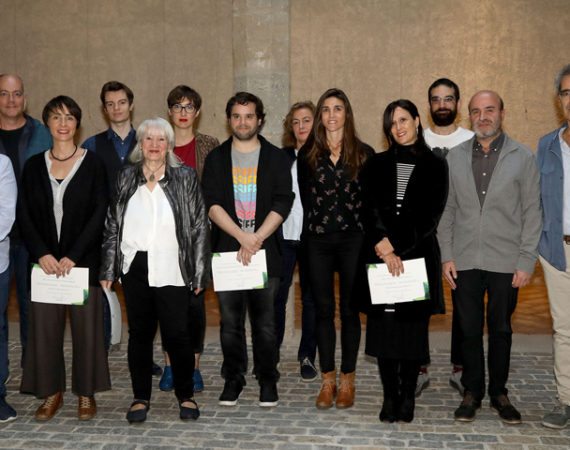 Diez proyectos de creación artística de diferentes disciplinas reciben los 30.000 euros de la convocatoria municipal de ayudas para fomentar la actividad creadora